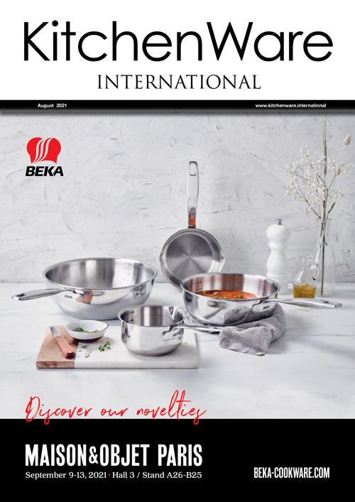 Kitchenware International July Aug 2021